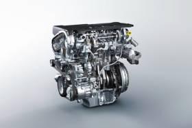 двигатель на Опель