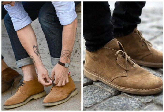 Фото модной обуви мужской