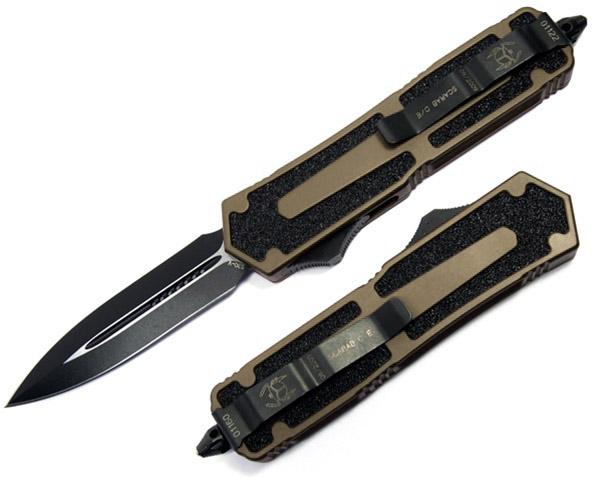 Нож выкидной фронтальный