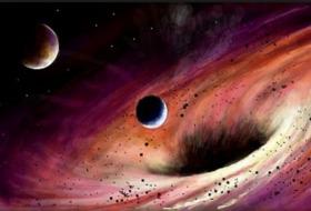 черная дыра галактика