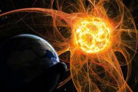 магнітна буря грудень астроном